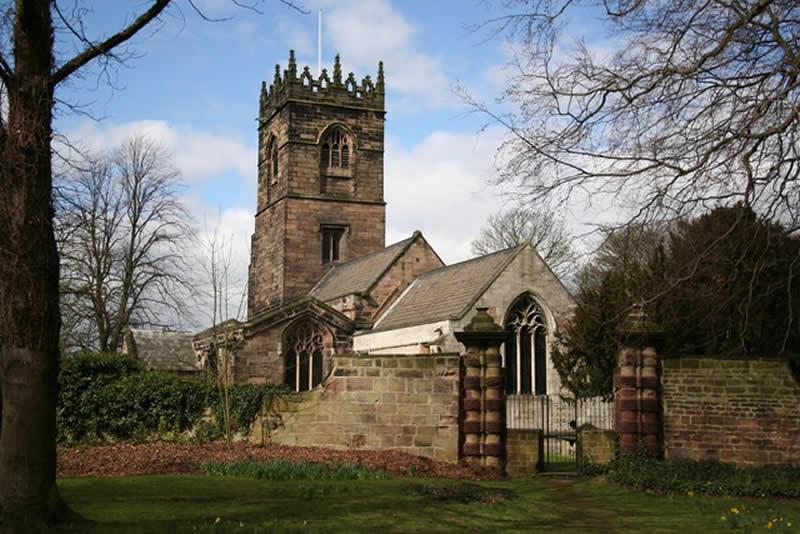 Church of All Saints, Aston cum Aughton