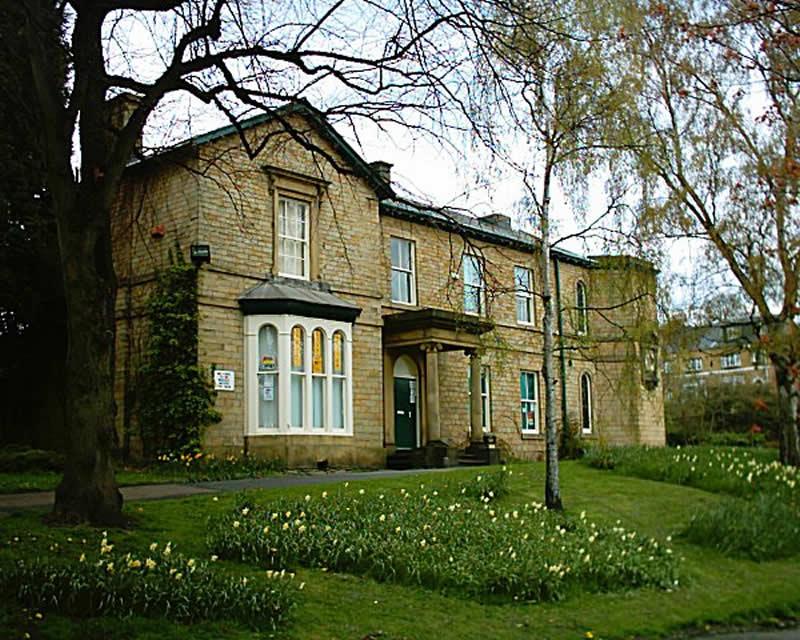 Abbeyfield House, Abbeyfield Park
