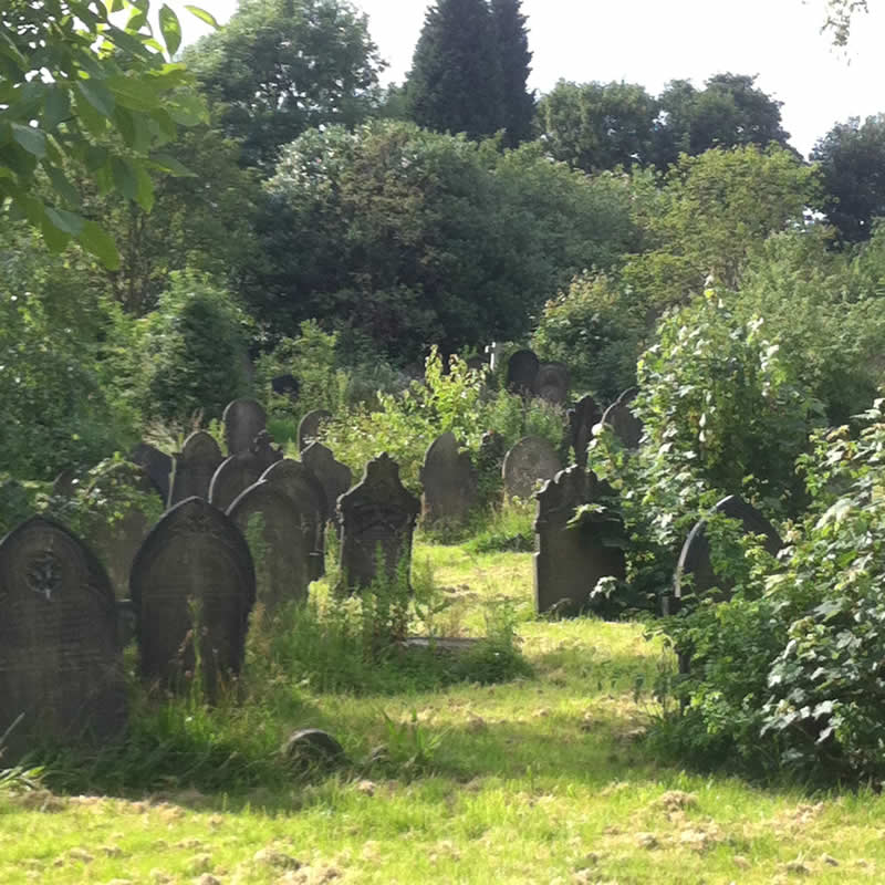 Burngreave Cemetery
