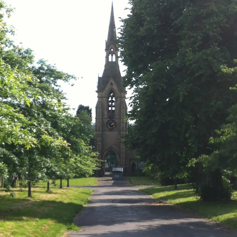 Burngreave Chapel and Cemetery