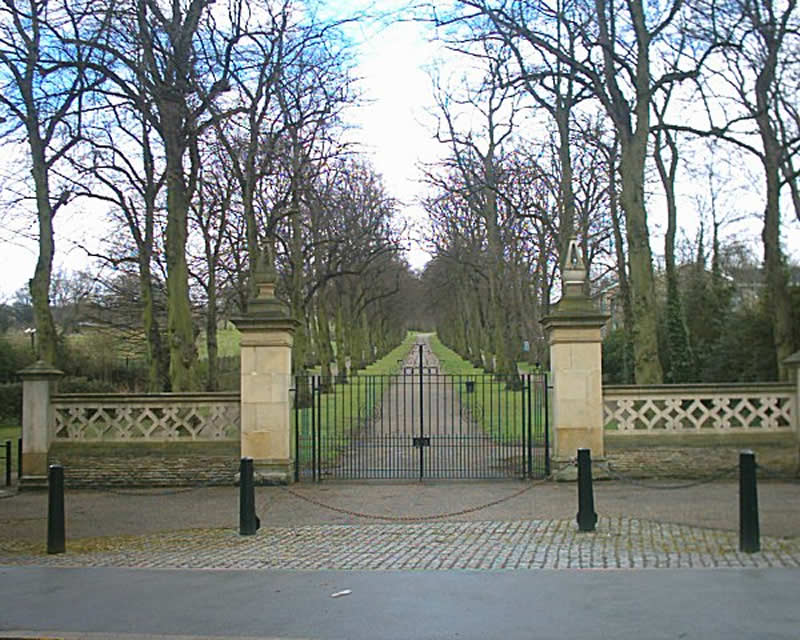 Norfolk Park Entrance