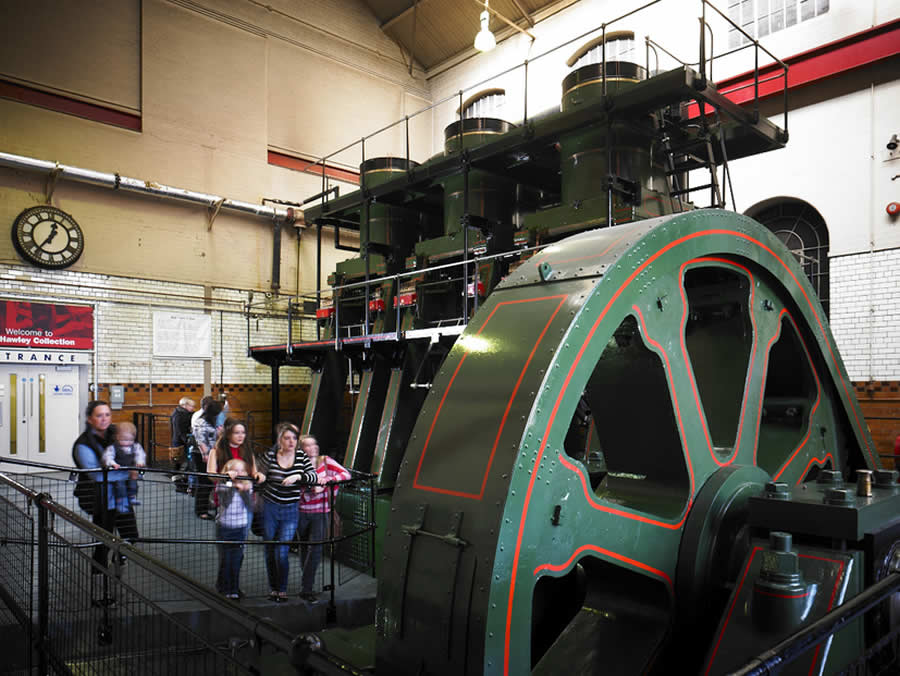 River Don Engine,  Sheffield Museums Trust