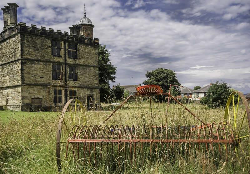 Sheffield Manor Lodge