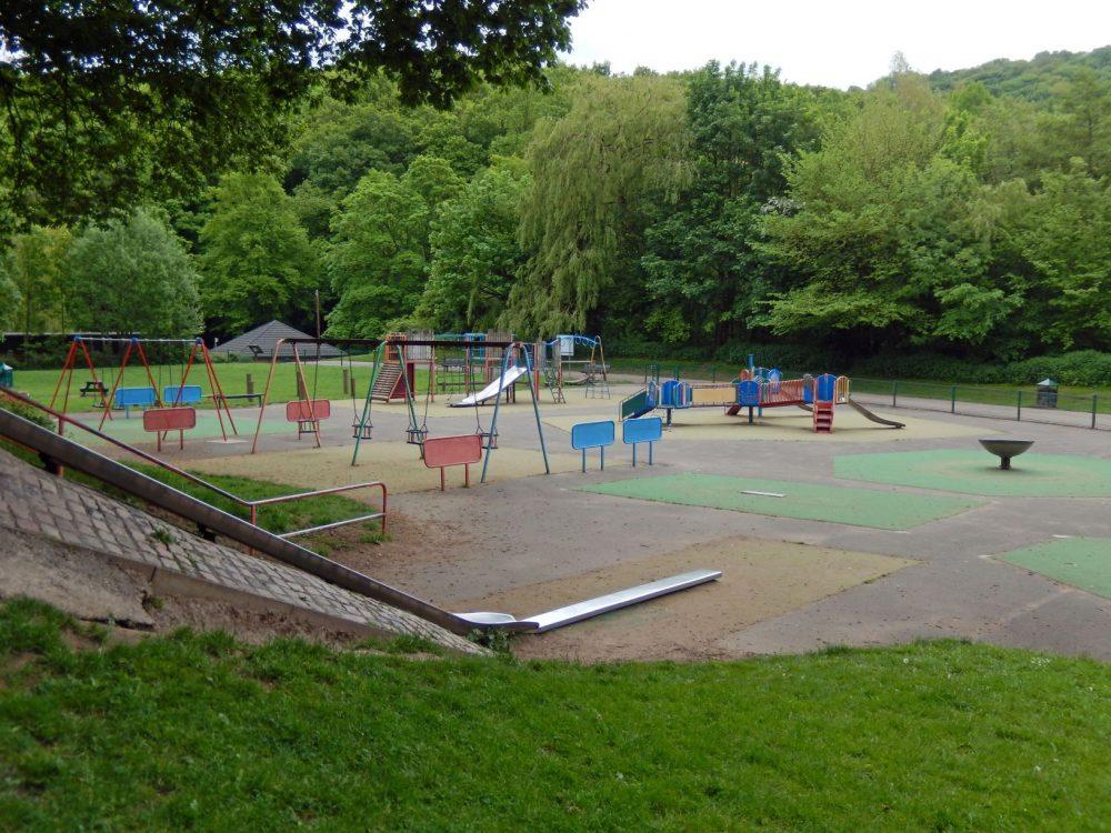 Site of Spooners Wheel now Rivelin playground