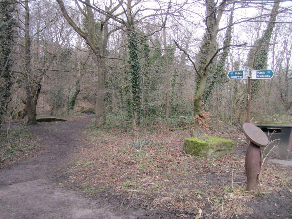 Site of Walkley Bank Tilt