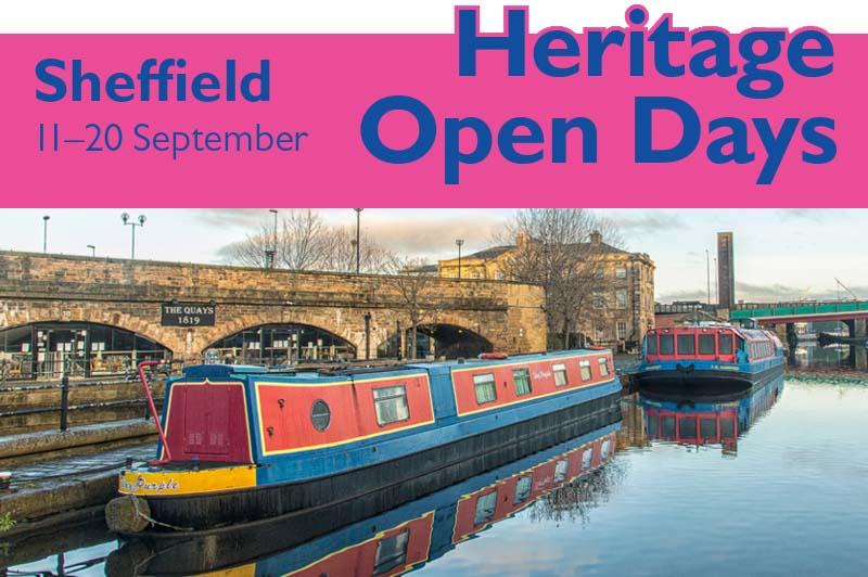 Heritage Open Days Sheffield